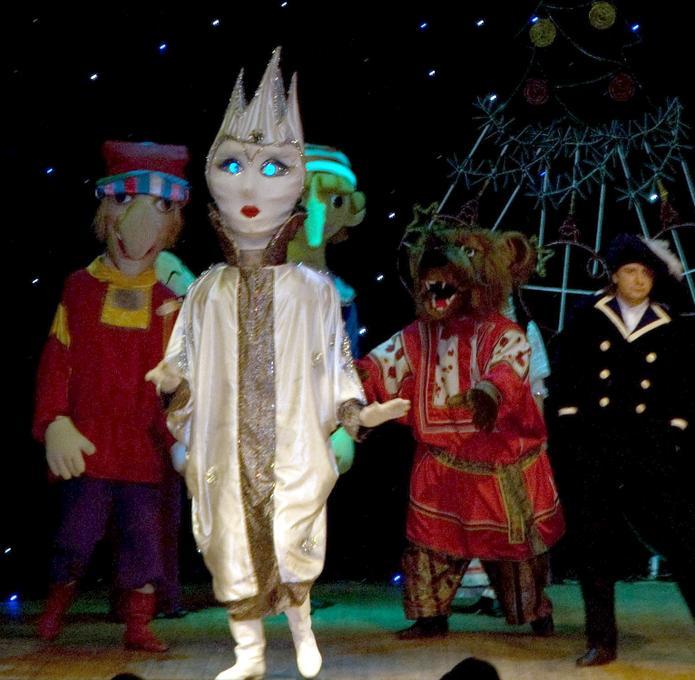 Шоу кукол Виктора Григоровича - Оригинальный жанр или шоу  - Москва - Московская область photo