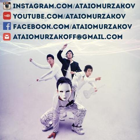 Закажите выступление Atai Omurzakov & Tumar KR на свое мероприятие в