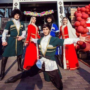 """Шоу-балет """"Кавказ"""" - Танцор , Киев,  Шоу-балет, Киев Народные танцы, Киев"""