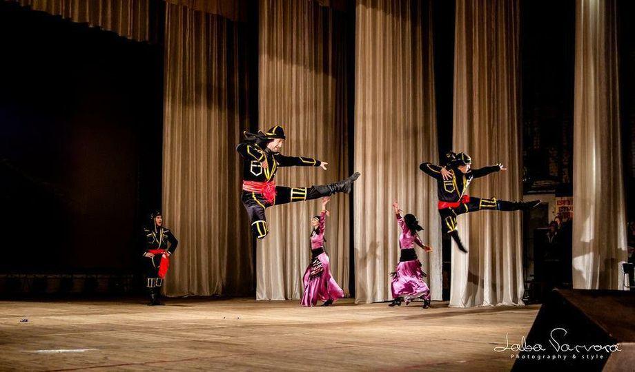 """Шоу-балет """"Кавказ"""" - Танцор  - Киев - Киевская область photo"""