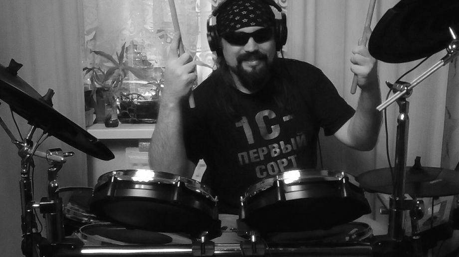 Marshal Drum Show - Музыкант-инструменталист Оригинальный жанр или шоу  - Киев - Киевская область photo