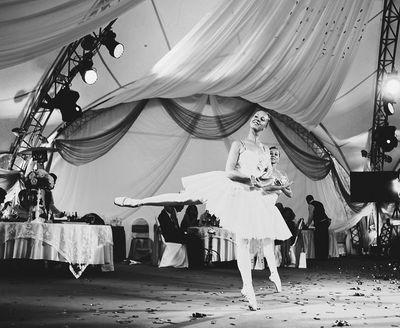 CINQBALLET - Танцор Оригинальный жанр или шоу  - Москва - Московская область photo