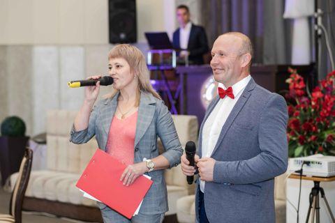 Закажите выступление Дуэт ведущие Magik Сергей и Руслана Магденко на свое мероприятие в Винница