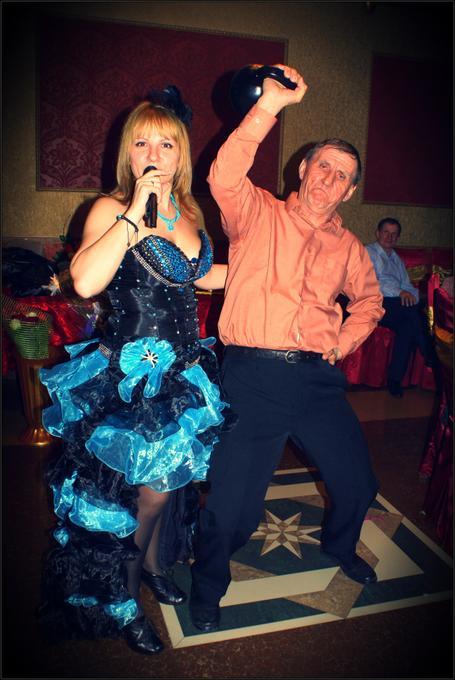 Шоу-Дуэт Владимир и Татьяна Сащенко (ведущий) - Ведущий или тамада Певец  - Ростов-на-дону -  photo