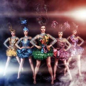 """Закажите выступление Шоу """"5 МУЗ"""" - Живой Звук - Живая Энергетика! на свое мероприятие в Москва"""