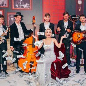 Закажите выступление Jazzberry на свое мероприятие в Москва