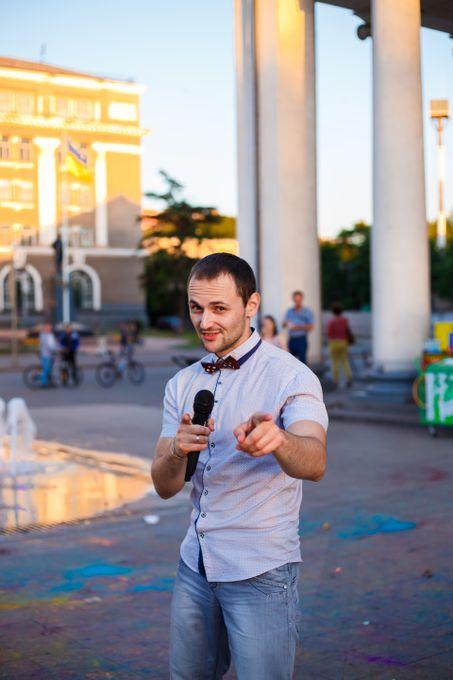 Ведущий Далекий Владислав - Ведущий или тамада Организация праздников под ключ  - Кривой Рог - Днепропетровская область photo
