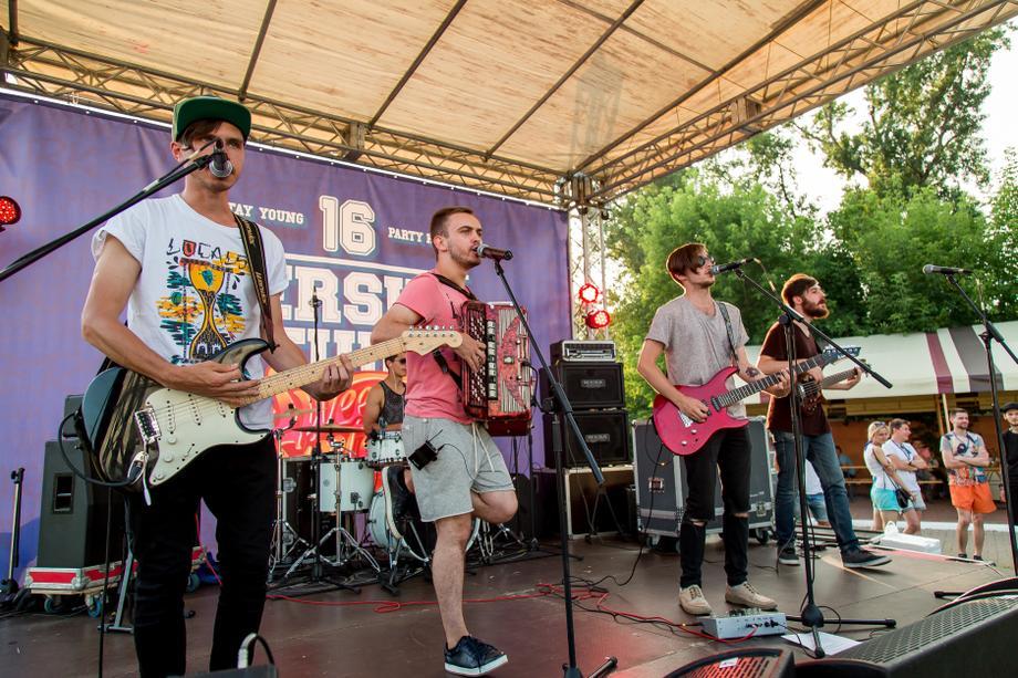 Группа Тяжелые Легкие - Музыкальная группа Ансамбль  - Киев - Киевская область photo