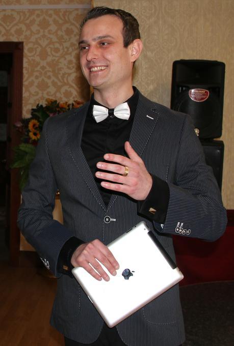 Сергей Розванов - Ведущий или тамада  - Киев - Киевская область photo