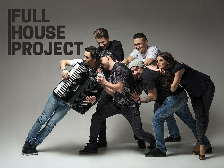 Кавер група Full house Project - Музыкальная группа  - Львов - Львовская область photo