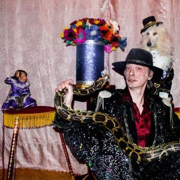 Закажите выступление Филипп Махов-Шоу с животными на свое мероприятие в Москва