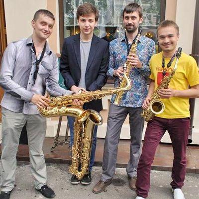 Квартет саксофонистов JQ - Ансамбль , Киев,  Духовые, Киев