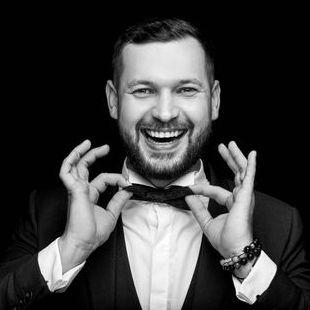Закажите выступление Ведущий Максим Олейник на свое мероприятие в Харьков