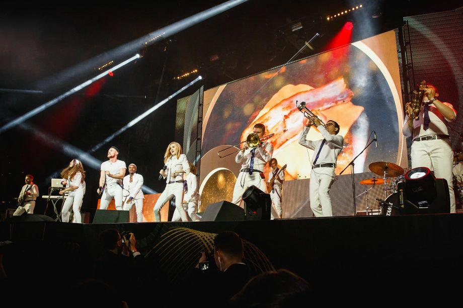 Wembley Show - Музыкальная группа Танцор  - Москва - Московская область photo