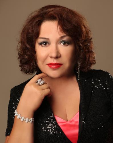 Закажите выступление Ольга Вревская  на свое мероприятие в Москва
