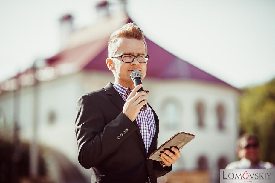 Алексей Ломовский - Ведущий или тамада Организация праздников под ключ  - Киев - Киевская область photo