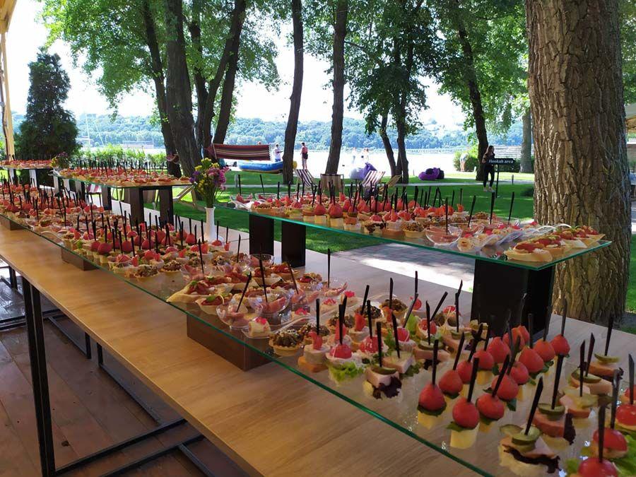 ST Catering - Кейтеринг Организация праздничного банкета Организация праздников под ключ  - Киев - Киевская область photo