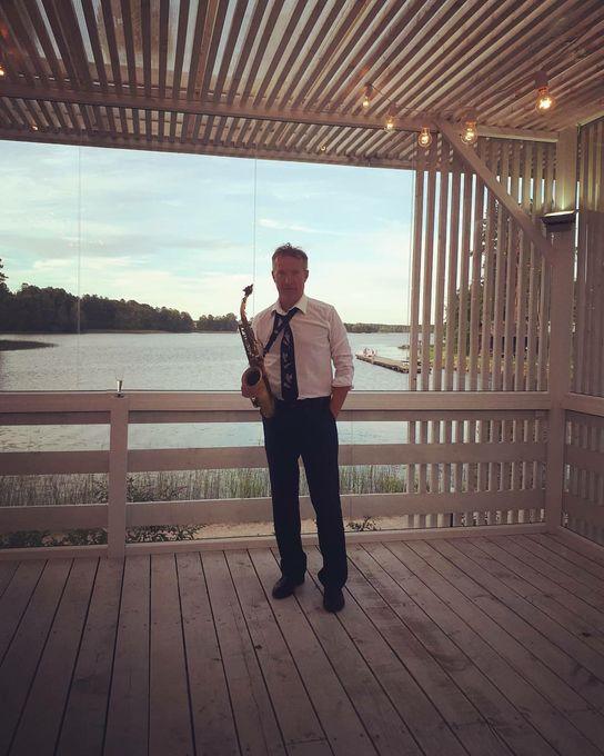 Саксофонист Юрий Вернер - Музыкант-инструменталист Ди-джей  - Санкт-Петербург - Санкт-Петербург photo