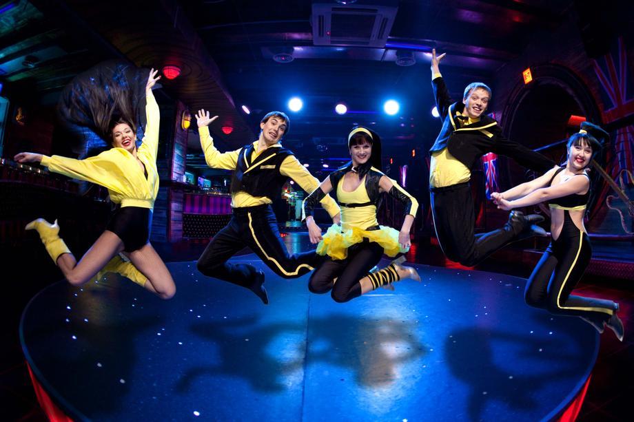 Шоу балет Ле Гранд - Танцор  - Донецк - Донецкая область photo