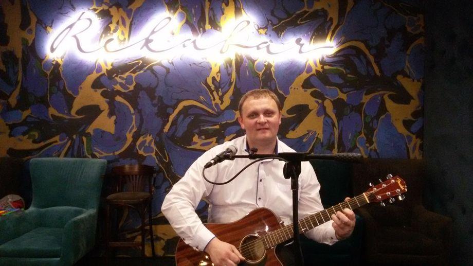 Борис Федорченко - Ди-джей Певец  - Белая Церковь - Киевская область photo