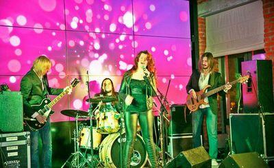 Helen KISS band - Музыкальная группа  - Москва - Московская область photo