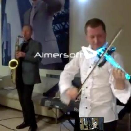 """Скрипка и Саксофон -""""LOUNGE DUO"""" - Музыкальная группа , Киев, Музыкант-инструменталист , Киев,"""