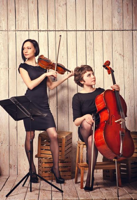 Струнный квартет Black Tie - Музыкальная группа Ансамбль  - Киев - Киевская область photo