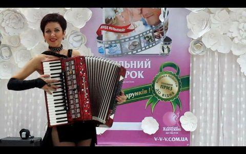 Закажите выступление Инна Яблонская на свое мероприятие в Харьков