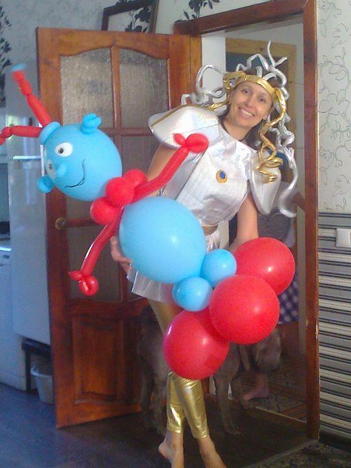 ЮЛИКА - Ведущий или тамада Аниматор Украшение шарами  - Запорожье - Запорожская область photo