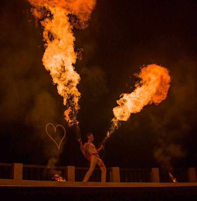 """Театр Огня """"Scorpius"""" - Оригинальный жанр или шоу  - Киев - Киевская область photo"""