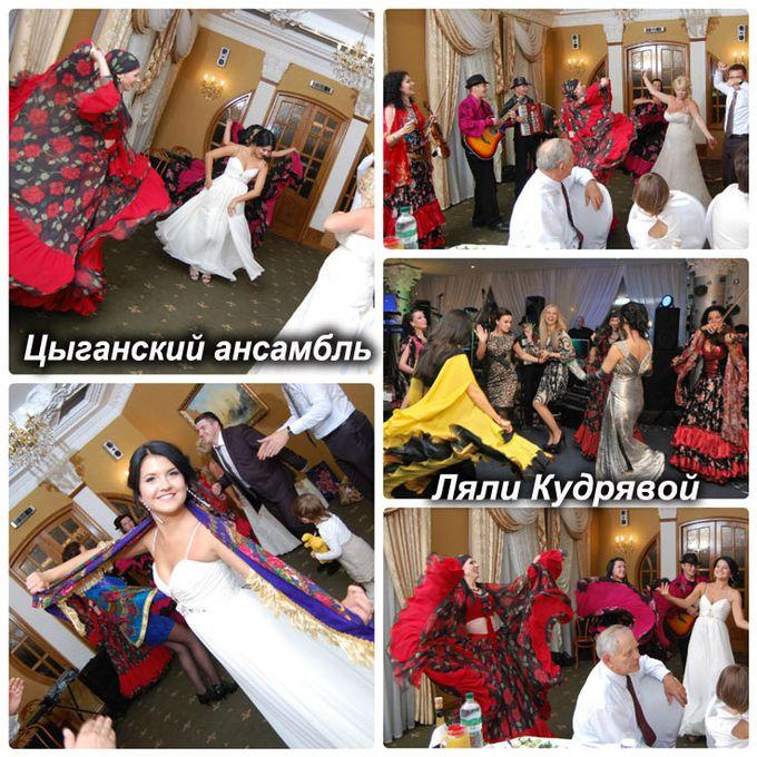 Цыганский ансамбль Ляли Кудрявой - Ведущий или тамада Музыкальная группа Ансамбль  - Одесса - Одесская область photo