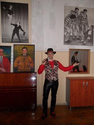 Хотылев Дмитрий  - Певец Оригинальный жанр или шоу  - Москва - Московская область photo