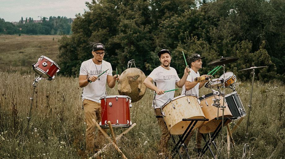 Drum Division - Музыкальная группа Ансамбль Музыкант-инструменталист  - Киев - Киевская область photo