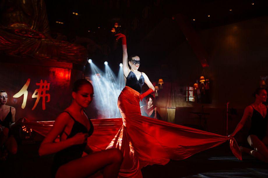 """""""5 STARS"""" show ballet - Ансамбль Танцор  - Киев - Киевская область photo"""