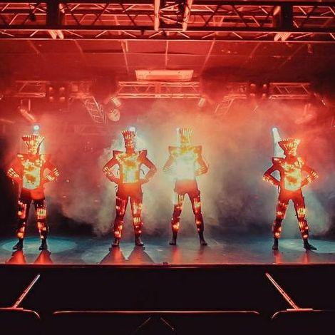 Закажите выступление show Jokers на свое мероприятие в Санкт-Петербург