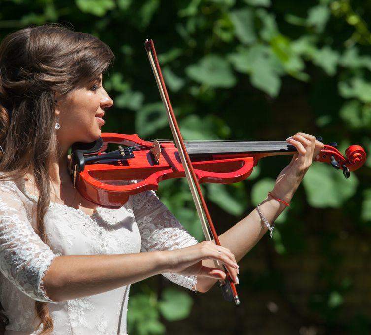 Kseniia Skripachka - Музыкант-инструменталист  - Киев - Киевская область photo