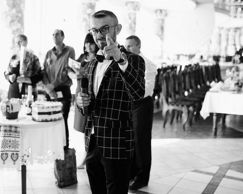 Яросевич Сергій - Ведущий или тамада , Львов,  Свадебный ведуший Тамада, Львов