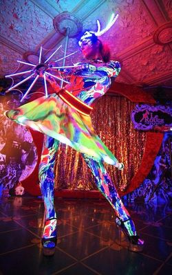 FireMagic Show - Танцор Оригинальный жанр или шоу  - Москва - Московская область photo