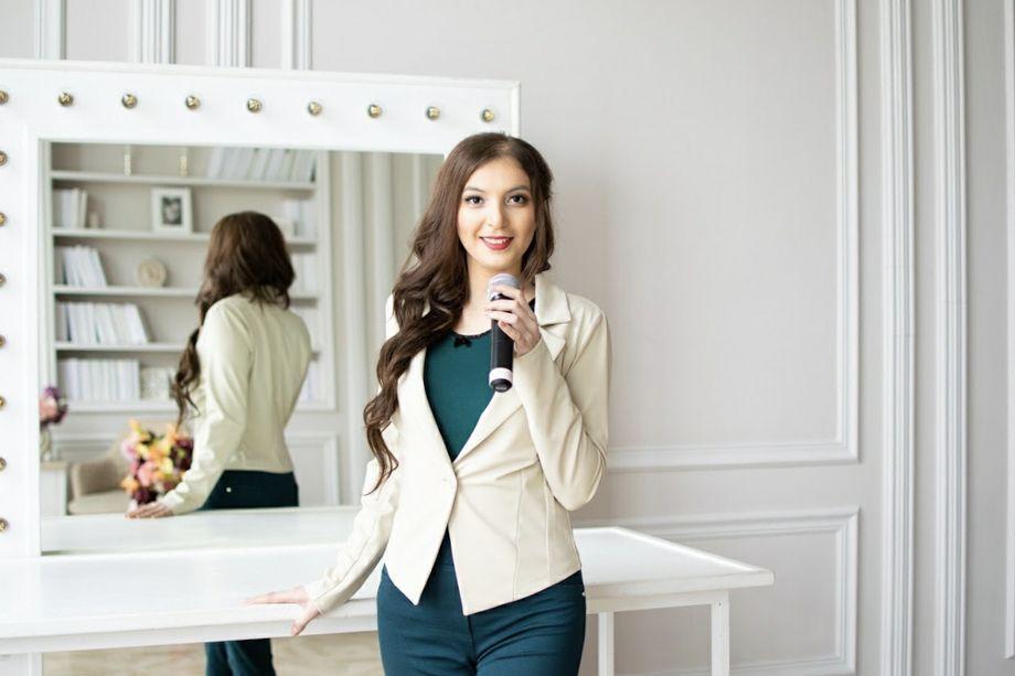 Алина Рязанова - Ведущий или тамада  - Москва - Московская область photo