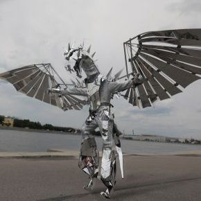 Шоу Лилии Тим - Иллюзионист , Москва,