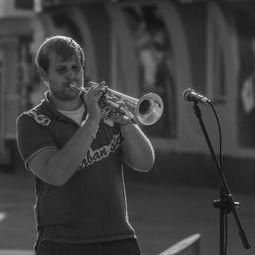 """Закажите выступление Роман """"Trumpetman"""" на свое мероприятие в Харьков"""