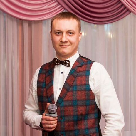 Закажите выступление Ведущий Андрей Усенко на свое мероприятие в Киев