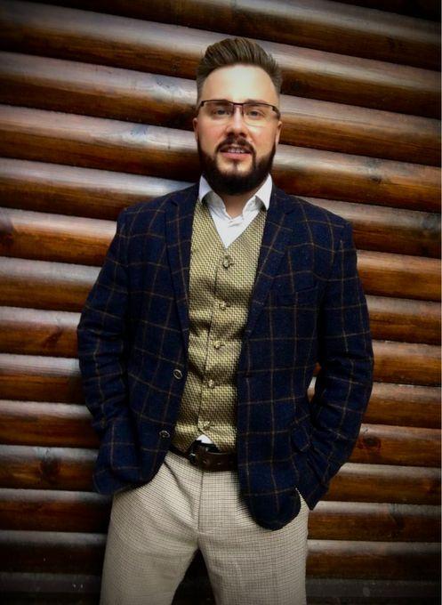 Олег Фомин - Ведущий или тамада Ди-джей Певец Организация праздников под ключ  - Киев - Киевская область photo