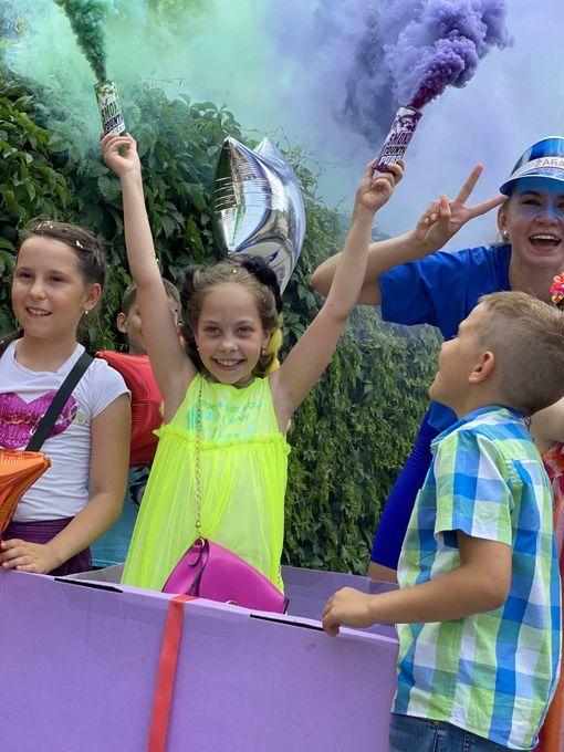 Руслана - Аниматор Организация праздников под ключ  - Чернигов - Черниговская область photo