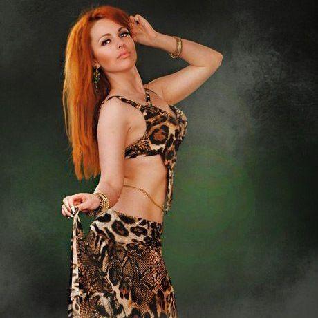 Anastasia - Танцор , Харьков,  Танец живота, Харьков