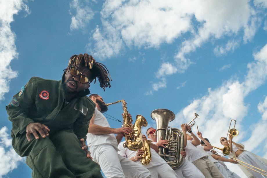 Drum&Tuba Band - Музыкальная группа Ансамбль  - Киев - Киевская область photo