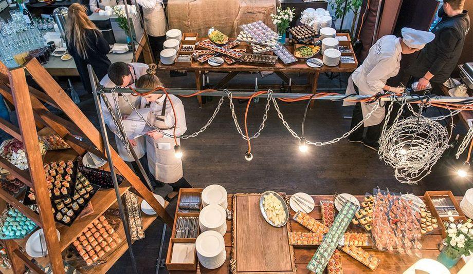 Выездной ресторан  DS Catering - Фотограф Кейтеринг Организация праздничного банкета Организация праздников под ключ  - Днепр - Днепропетровская область photo