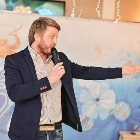 Николай Храмов - Ведущий или тамада , Москва,  Свадебный ведущий Тамада, Москва