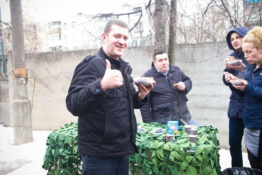Полевой Повар. Полевые кухни. Кейтеринг - Кейтеринг  - Москва - Московская область photo