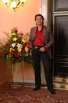 Сергей Миронов - Ведущий или тамада Певец  - Москва - Московская область photo